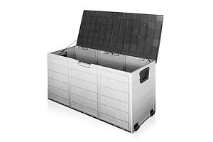 290L Outdoor Storage Box - Black - Brand New - Free Shipping