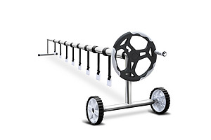 Adjustable Pool Cover Roller Reel - Free Shipping
