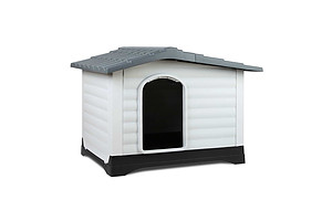 Grey Dog Kennel - Brand New