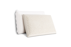 Set of 2 Natural Latex Pillow - Free Shipping