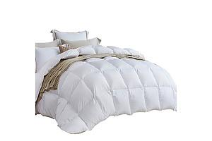 King Size Light Weight Duck Down Quilt Cover - Brand New - Free Shipping
