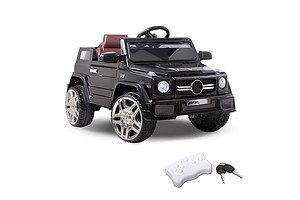 Kids Ride On Car - Black - Free Shipping