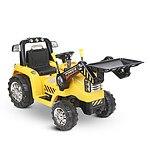 Kids Ride On Bulldozer- Yellow - Brand New - Free Shipping