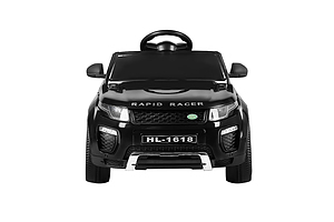 Kid's Electric Ride on Car Range Rover Evoque Style - Black - Free Shipping