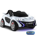 Kids Ride On Car White - Brand New - Free Shipping