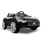 Kids Ride on Sports Car- Black - Brand New