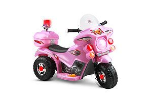 Kids Ride On Motorbike Motorcycle Car Pink - Brand New - Free Shipping