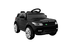 Kid's Electric Ride on Car Range Rover Coupe - Black - Free Shipping