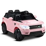 Kid's Electric Ride on Car Range Rover Coupe - Pink - Free Shipping
