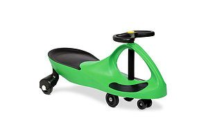 Kids Ride On Swing Car  -Green - Brand New - Free Shipping