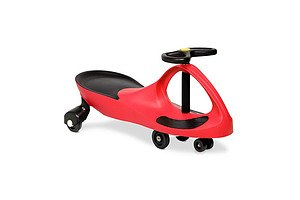 Kids Ride On Swing Car  - Red - Brand New - Free Shipping