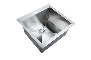 530 x 500mm Stainless Steel Sink - Brand New - Free Shipping