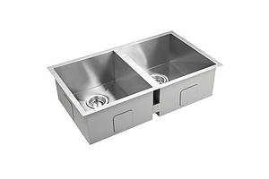 770 x 450mm Stainless Steel Sink - Brand New - Free Shipping