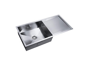 960 x 450mm Stainless Steel Sink - Brand New - Free Shipping