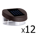 Set of 12 Solar Powered Lights - Brand New - Free Shipping