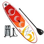 Weisshorn 10FT Stand Up Paddle Board Inflatable SUP Surfborads 15CM Thick - Free Shipping