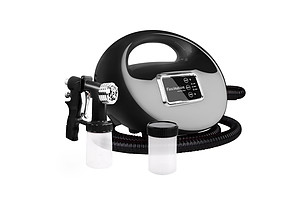HVLP Spray Tan Machine 700W Black - Brand New - Free Shipping