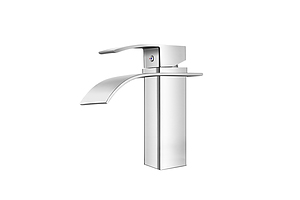Mixer Tap Bathroom Taps Faucet Basin Sink Vanity Brass Chrome WELS Silver - Brand New - Free Shipping