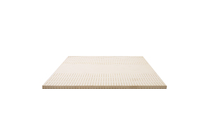 Giselle Bedding Pure Natural Latex Mattress Topper 7 Zone 5cm Queen - Brand New - Free Shipping