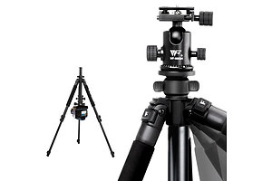 173cm Professional Ball Head Tripod Digital Camera  - Free Shipping
