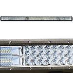 "45inch Philips LED Light Bar Spot Flood Work Driving Offroad 4x4 Truck 42"""