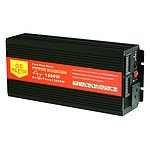 Pure Sine Wave 1500W Max 3000W 12V-230V Power Inverter Car Caravan Camping Boat - Brand New