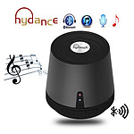 Hydance Maxi Sound Mp3 Player With Mini Bluetooth Speaker - Black - Brand New