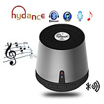 Hydance Maxi Sound Mp3 Player With Mini Bluetooth Speaker - Silver - Brand New