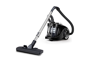 Bagless Cyclone Cyclonic Vacuum Cleaner - Black - Brand New - Free Shipping