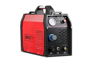 Plasma Cutter Inverter Welder Portable Gas Air DC HF Welding Machine 60A - Brand New - Free Shipping