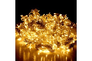 Christmas LED Curtain Lights - Free Shipping