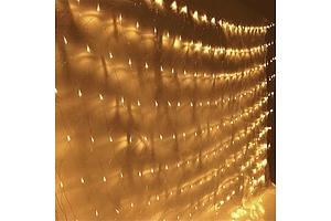1000 LED Net Lights Warm White - Brand New - Free Shipping
