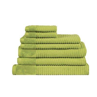 Royal Excellency 600GSM 7PC Bath Linen Set - Spearmint Green - Free Shipping - RRP: $158.65