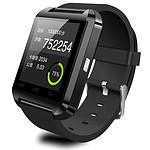 Bluetooth Smart Watch - Black - RRP $50 - Brand New