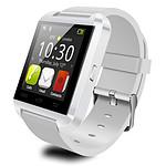 Bluetooth Smart Watch - White - RRP $50 - Brand New