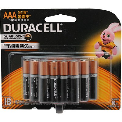 Duracell AAA 18Pk Battery - Brand New + ' image'