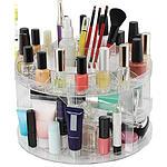 Plastic Cosmetic Carousel - 1 Pack