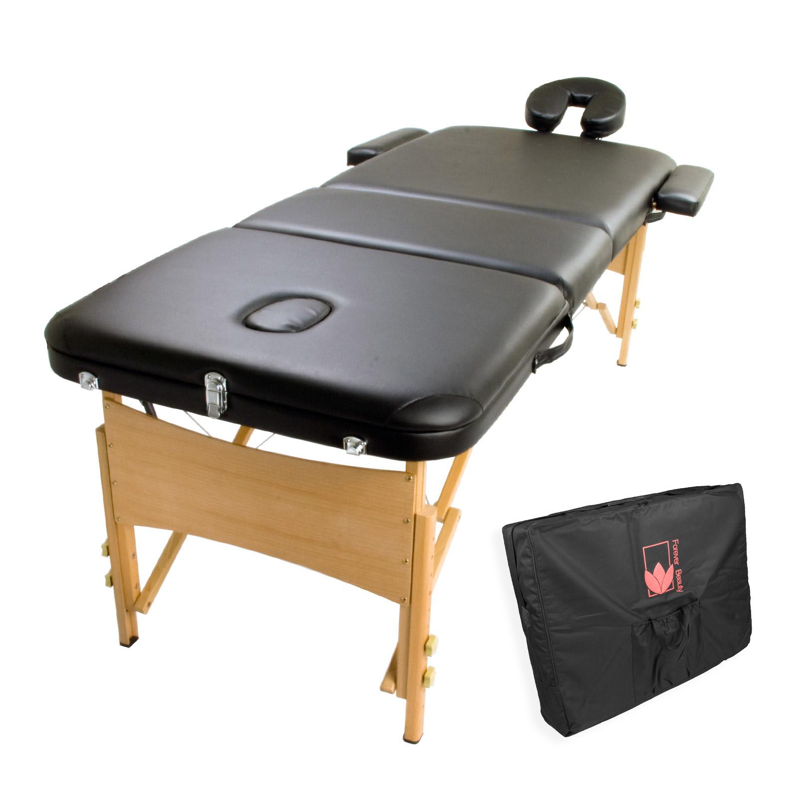 Wooden Portable Massage Table 70cm Lot 904755 Allbids