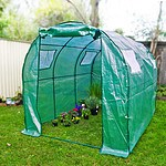 Home Ready Garden Arc Roof Greenhouse 300 x 200 x 200cm - Brand New with 12 Months Warranty