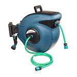 Dynamic Power 30m Retractable Water Hose Reel with Nozzle - Brand New with 12 Months Warranty
