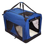 Paw Mate Portable Soft Dog Crate XXXL - Blue - Brand New with 12 Months Warranty