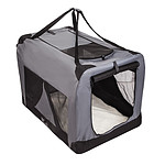 Paw Mate Portable Soft Dog Crate XXXL - Grey - Brand New with 12 Months Warranty