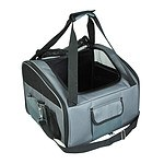 Paw Mate Portable Soft Pet Carrier Crate L - Grey - Brand New with 12 Months Warranty