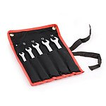 Dynamic Power Gear Spanner Wrench Set 5pc - Brand New with 12 Months Warranty