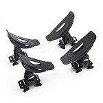 Dynamic Power Car Roof Rack Kayak Holder Carrier - Brand New with 12 Months Warranty