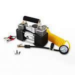 Dynamic Power 12V mini Portable Air Compressor 65L/min. - Brand New with 12 Months Warranty