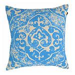 Esmeralda Cushion Cover 43x43cm Airy Blue