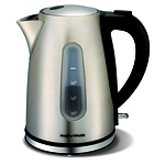 Morphy Richards Accents Jug Kettle Brushed Stainless Steel Jug - RRP: $89.95 - Brand New