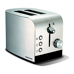 Morphy Richards 2 Slice Toaster Brushed Stainless Steel - RRP: $89.95 - Brand New