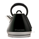 Russell Hobbs Heritage Vouge Kettle - Black - RRP: $79.95 - Brand New